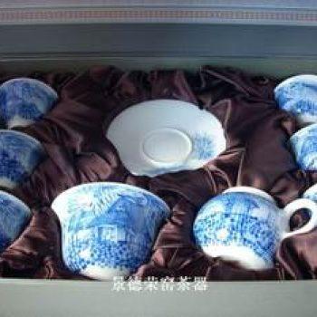 景德镇诚德轩山寨茶具
