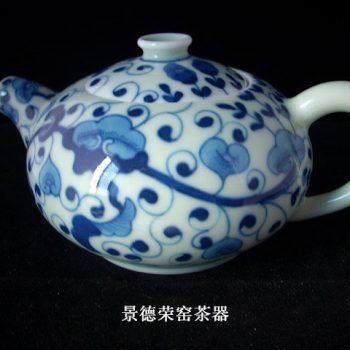 灵芝草茶壶