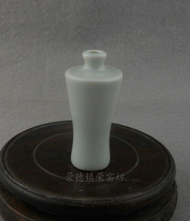 ZJBD22景德镇 精品 陶瓷 梅瓶 鼻烟壶 小药罐
