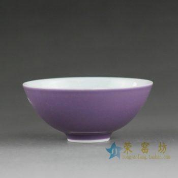 14CS112颜色釉茶杯 茶碗 汤碗