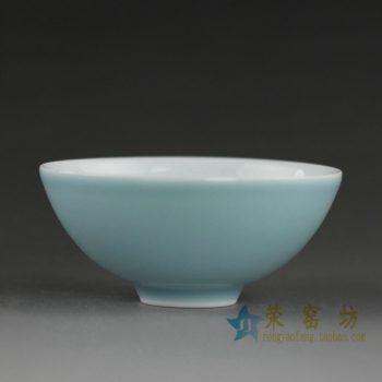 14CS112颜色釉茶碗 汤碗