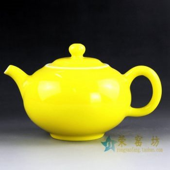 14CS43颜色釉 茶壶 泡茶壶