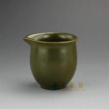 RYPM32 7755茶叶末釉公道杯