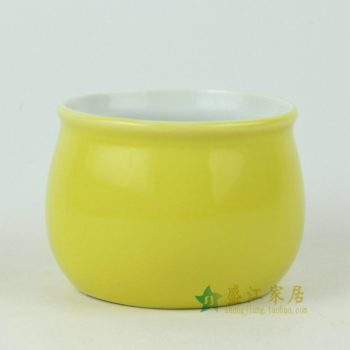 RYYF17手工颜色釉茶杯 品茗杯 功夫茶杯