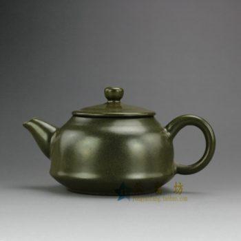RYPM33 7767茶叶末釉茶壶 泡茶壶