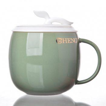 CBAB01-C-13七彩养生杯 创意高温颜色釉茶杯 品茗杯 尺寸:高 12cm 口径 8.5cm 容量 300ml