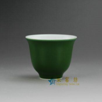 14FS40-C 8225颜色釉 茶杯 品茗杯 功夫茶具