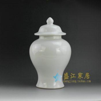 RYNQ28 8769L335手工颜色釉将军罐 盖罐 储物罐 尺寸: 口径 10.5厘米 肚径 19.8厘米 高 33.5厘米