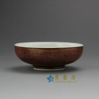 RYQN36 8068花色釉 茶杯 品茗杯 功夫茶具 尺寸: 口径 7.6厘米 高 2.8厘米 容量 55毫升