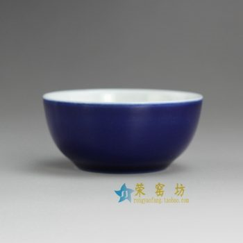 14CS111-C 9150颜色釉茶杯 品茗杯 功夫茶具 尺寸 :口径 6.8cm 高 3.4 容量 50.ml