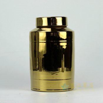 RYNQ180   镀金储物罐