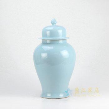 RYKB117-K  蓝色将军罐