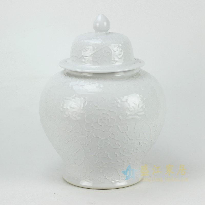 RYDB37-B 白色将军罐