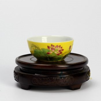 14DR158-C  粉彩茶杯