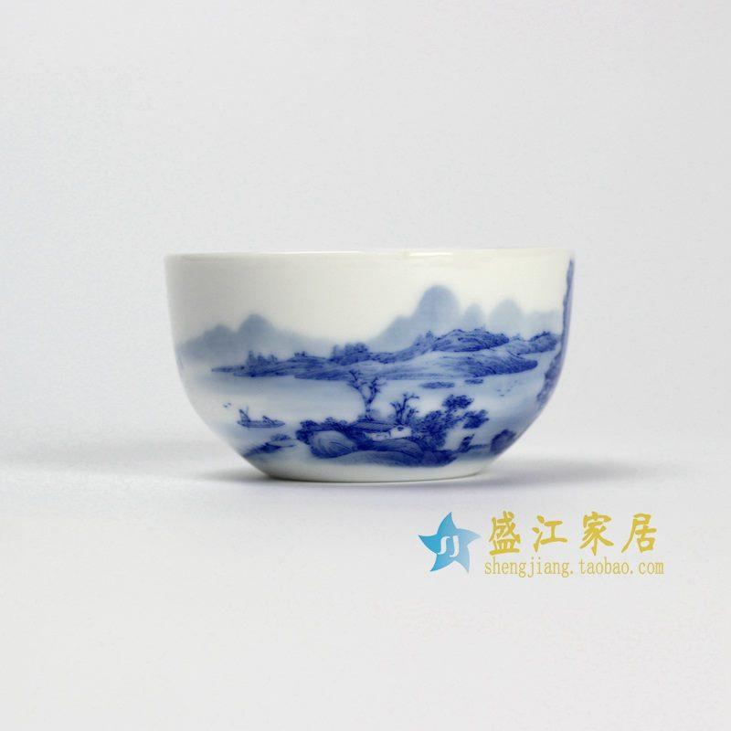 14DR160 青花茶杯