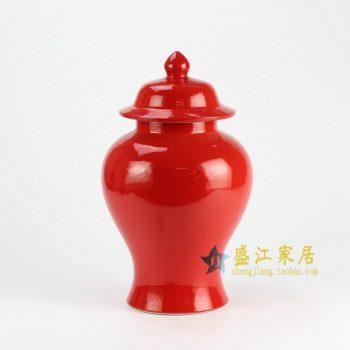 RYNQ23-C 红色将军罐