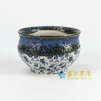 RYYF28-C 陶艺小花盆