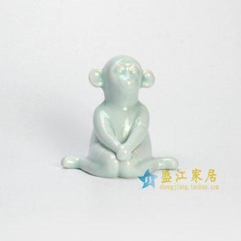 RZHH01-C 猴子小摆件