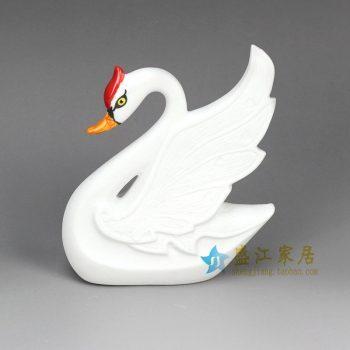 RZHP07-B 雕塑动物小天鹅
