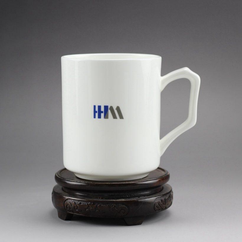 为上海一客户定制的杯子