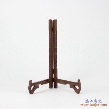 RZIB01  鸡翅木架子 盘架 木架