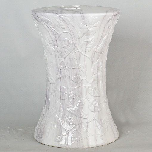 景德镇   出口品质中高温色釉陶瓷凳花园凳厂家直销盛江陶瓷