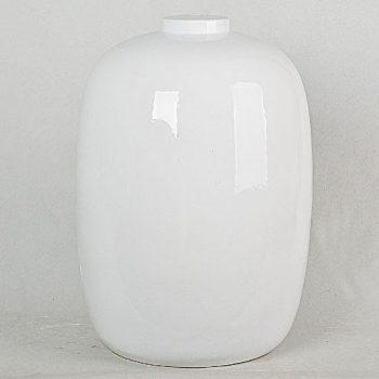 XY16-DSC_0005   景德镇 全白 罐子 摆件品