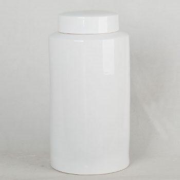 XY16-DSC_0010   景德镇 全白 茶叶罐 茶叶末 储物罐