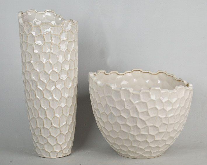 景德镇 中高温色釉陶瓷花瓶厂家直销淘宝盛江陶瓷