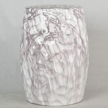 XY16-DSC_0123   景德镇 经典传统凳大理石水墨纹路效果中高温陶瓷色釉瓷墩厂家直销