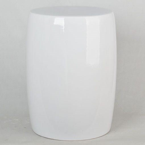 景德镇   陶瓷凳卧室洗手间厕所色釉瓷墩室内室外现货淘宝