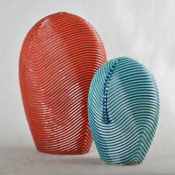 XY16-0709-7 (135)  景德镇 颜色釉 陶瓷摆件品  厂家直销