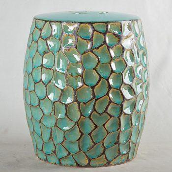 XY16-0709-7 (144)    景德镇  奇趣现代家居儿童色釉多彩陶瓷凳瓷墩厂家直销