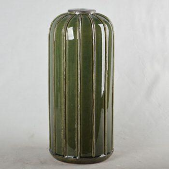 XY16-0709-7 (147)     景德镇 颜色釉 现代简约 陶瓷台灯底座 厂家直销