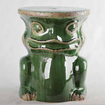 XY16-0709-7 (55)    景德镇 绿色中高温破坏仿古做旧古典中高温陶瓷凳简约美式厂家直销