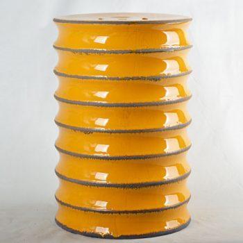 XY16-0709-8 (47)    景德镇 帝皇色多层高温破坏仿古做旧 中高温陶瓷凳简约美式厂家直销