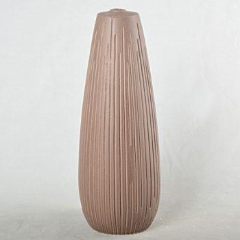 XY16-0709-8 (5)    景德镇  颜色釉 雕刻 现代简约 陶瓷台灯底座 厂家直销