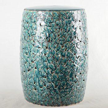 XY16-0709-9 (10) 景德镇 出口品质 仿古做旧 中高温色釉陶瓷凳花园凳厂家直销