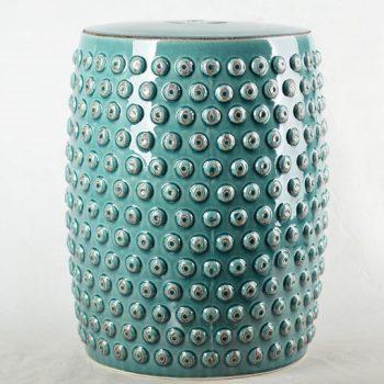 XY16-0709-9 (19)     景德镇 色釉做旧仿古新简约现代欧式陶瓷凳  凉墩厂家直销