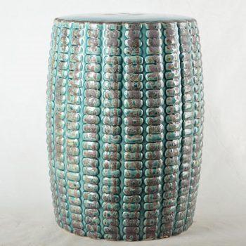 XY16-0709-9 (20)  景德镇 色釉做旧仿古新简约现代欧式陶瓷凳  凉墩 厂家直销