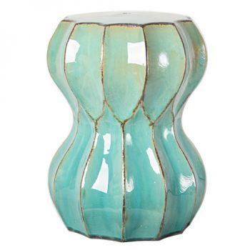 XY16-0709-er   景德镇 中高温破坏仿古做旧古典陶瓷凳简约厂家直销