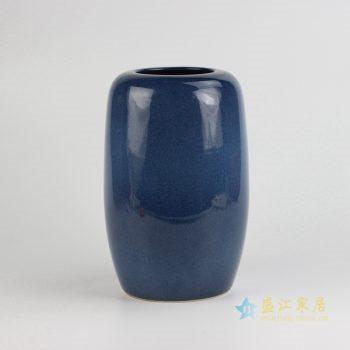 030-RZIN-25     景德镇   定做定制订制 花釉 小花瓶 花插    工艺艺术品
