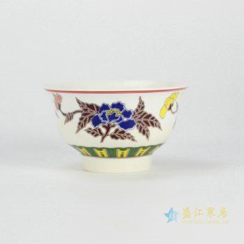 ryhz11-h-2    粉彩饭碗  汤碗  景德镇厂家直销