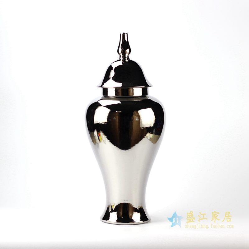 镀金罐  艺术花瓶摆件品 厂家直销
