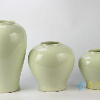rykb146-b    景德镇  颜色釉罐  储物罐  厂家直销