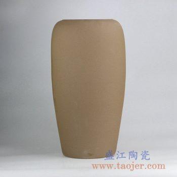 RZLD01  陶直筒花瓶花插陶瓷艺术摆件品