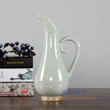 RZFW10    影青开片陶瓷酒壶酒瓶酒具
