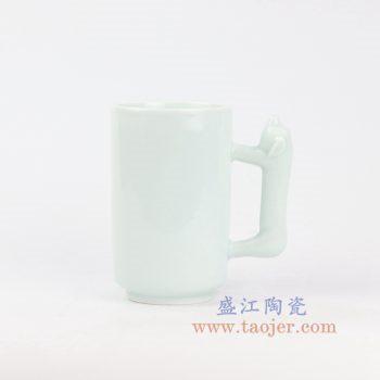 RZOC01-景德镇陶瓷 青釉陶瓷杯