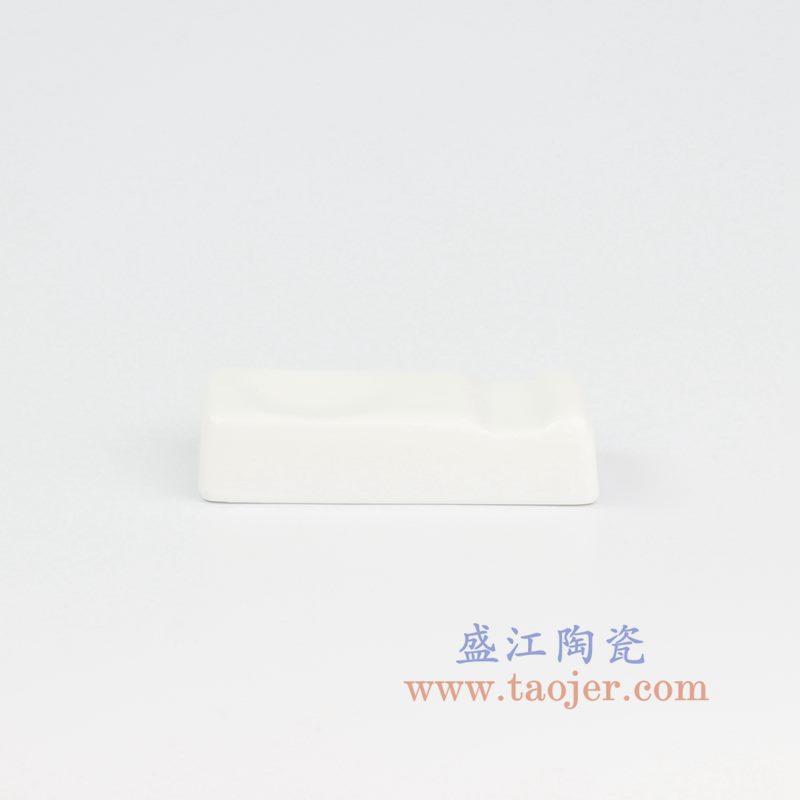 盛江陶瓷 纯白色 餐具