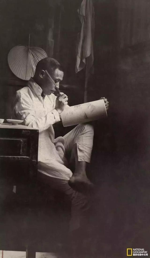 一位外国人眼中100年前的景德镇陶瓷行业(1922年美国《国家地理杂志》 by frank b lenz )